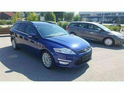 gebraucht Ford Mondeo Traveller Business Plus 2,0 TDCi