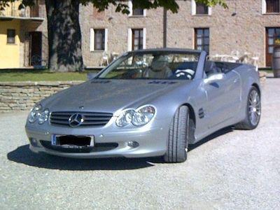 gebraucht Mercedes SL350 SL-KlasseRoadster Aut. Cabrio / Roadster