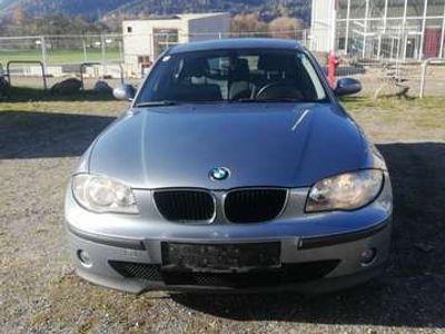 gebraucht BMW 118 ***118d***