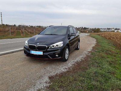 gebraucht BMW 218 Active Tourer 2er-Reihe d F45 Kombi / Family Van