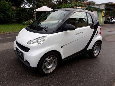gebraucht Smart ForTwo Coupé pure micro hybrid Klima Euro5