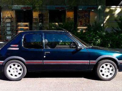 gebraucht Peugeot 205 1,9 GTI Klein-/ Kompaktwagen