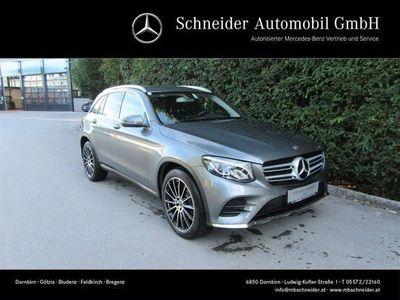gebraucht Mercedes GLC250 d 4MATIC Off-Roader