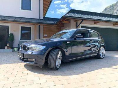 gebraucht BMW 120 1er-Reihe (E81) Aut.
