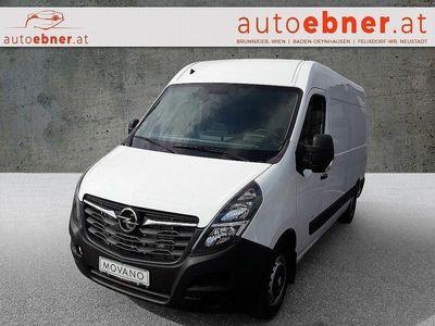 gebraucht Opel Movano Movano KastenwagenL2H2 2,3 TurboD Blue Injection 3,5t, 150 PS, 5 Türen, Schaltgetriebe