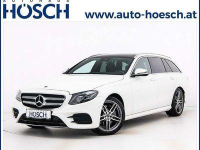 gebraucht Mercedes E220 T AMG Line LP:78.928.-€LEASINGAKTION!