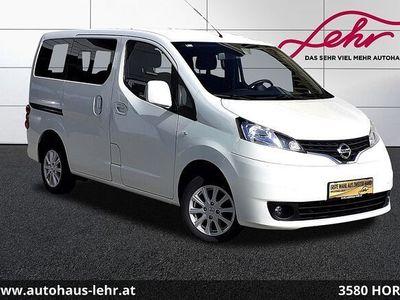 gebraucht Nissan Evalia NV200 Kombi 1,5 dCi 110Tekna