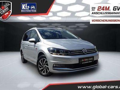 gebraucht VW Touran 1,0 TSI*NAVI*7 Sitzer*STH*ACC*EPH*TOP!! Kombi / Family Van