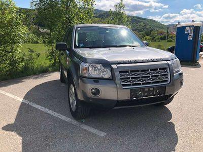 gebraucht Land Rover Freelander 2.2 SE TDI SUV / Geländewagen,