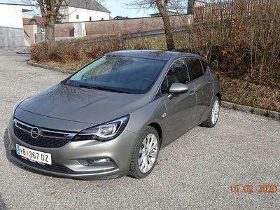 gebraucht Opel Astra 6 CDTI Ecotec Innovation LED/NAVI Limousine