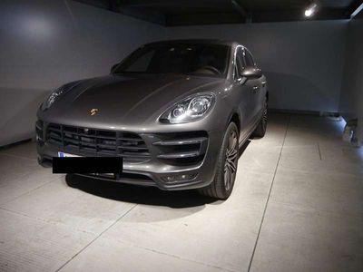gebraucht Porsche Macan Turbo Macan Top Zustand - 3,6 DSG SUV / Geländewagen