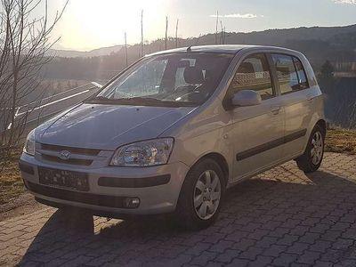 gebraucht Hyundai Getz *Gewährleistung* Klein-/ Kompaktwagen