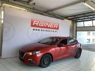 gebraucht Mazda 3 Sport G120 Challenge Limousine