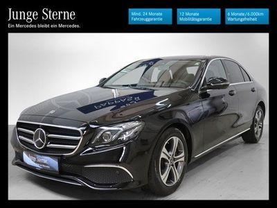 gebraucht Mercedes E220 4MATIC Austria Edition Avantgarde Aut. Premium Paket*Avantgarde Interieur/Exterieur*Technologie-Paket*