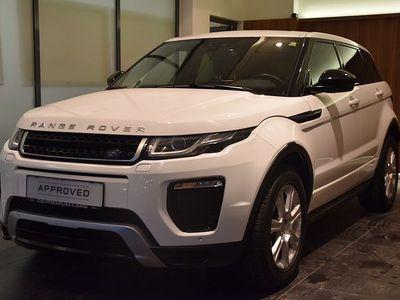 gebraucht Land Rover Range Rover evoque SE Dynamic 2,0 TD4 Aut.