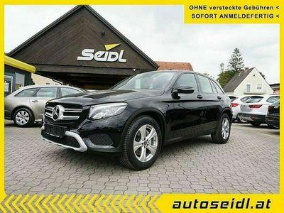 gebraucht Mercedes 220 GLC4MATIC Aut. *AHV+NAVI+LED*