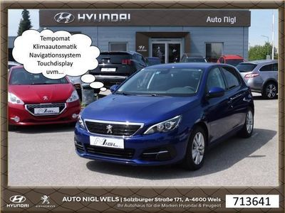 used Peugeot 308 1,5 BlueHDI 130 Active S&S