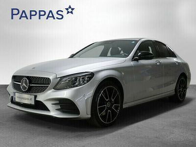 gebraucht Mercedes C220 d 4MATIC Aut. *AMG-Line*