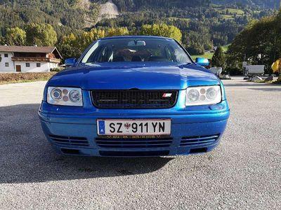 gebraucht VW Bora 1.9 Tdi 4motion (allrad) highline 2 Limousine,