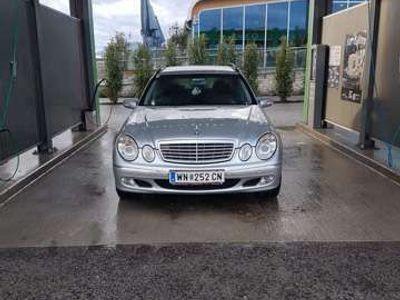 gebraucht Mercedes E270 CDI Elegance