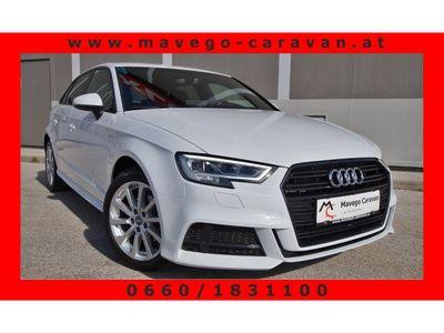 gebraucht Audi A3 Sportback 30 TFSI design S-tronic *** - 35% von NP ***