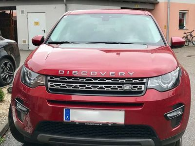 brugt Land Rover Discovery Sport SE 150PS ALLRAD AUTOMATIK mit Panoramadach SUV / Geländewagen,