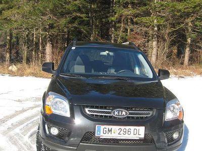 gebraucht Kia Sportage 4WD SUV / Geländewagen