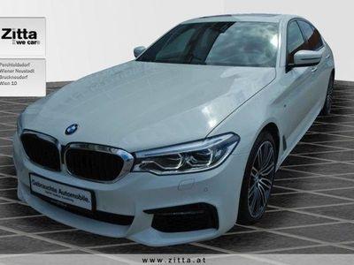 gebraucht BMW 540 5er-Reihe i xDrive Aut. Limousine,