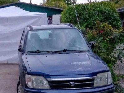 gebraucht Daihatsu Move Kombi / Family Van