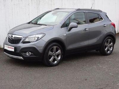 gebraucht Opel Mokka 1,7 CDTI Ecotec Cosmo Aut.
