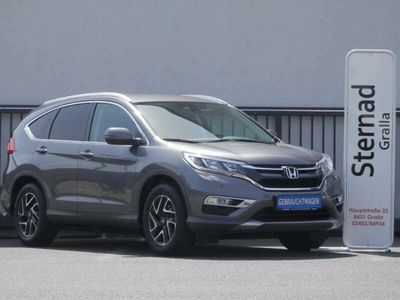 gebraucht Honda CR-V 1,6 i-DTEC Elegance Plus