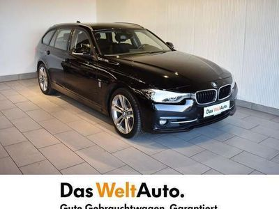 gebraucht BMW 325 d Touring Sport Line Aut.