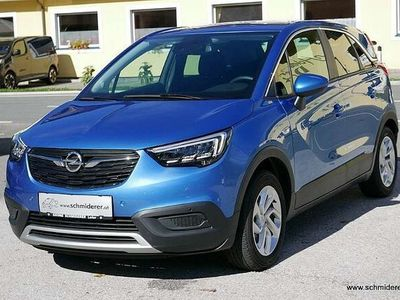 gebraucht Opel Crossland X 1,2 Turbo Direct Injection Innovation St./St.