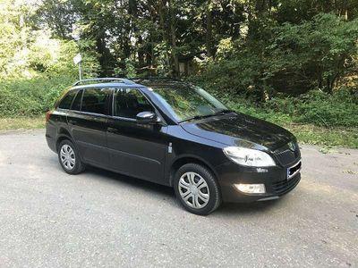 gebraucht Skoda Fabia Combi Ambition+ 1,2 12V Kombi / Family Van