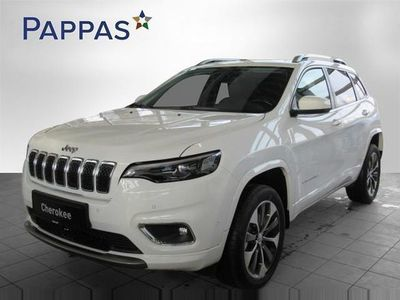 used Jeep Cherokee MCA 2,2 Diesel Overland AWD 9AT Aut.