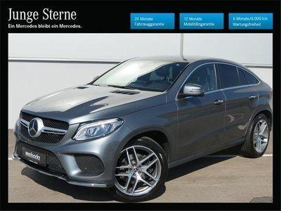 gebraucht Mercedes GLE350 d 4M Coupé AMG Line Panorama AIRMATIC Finanz. mög