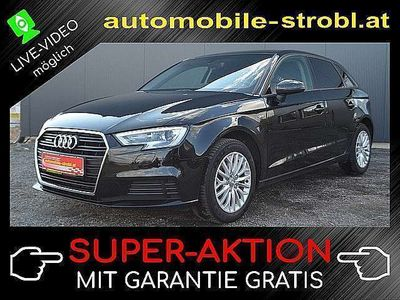 gebraucht Audi A3 Sportback 2,0 TDI quattro *Garantie*Navi+connect*Xe... Limousine