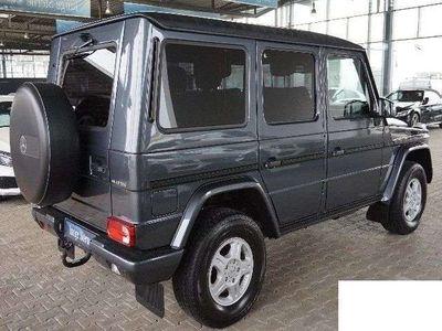 gebraucht Mercedes G350 G-KlasseBlueTEC Station Wagen SUV / Geländewagen,