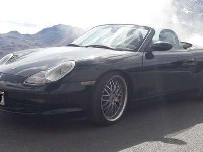 gebraucht Porsche Boxster S 3.2 Cabrio / Roadster