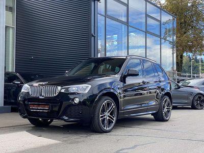 gebraucht BMW X3 xDrive 20d M-Paket Aut. LED SHZ v&h. HiFi