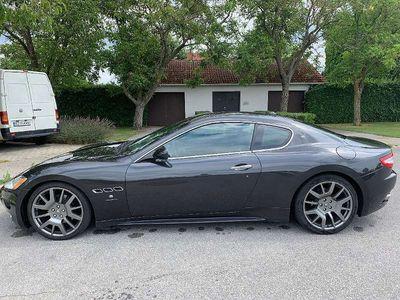 gebraucht Maserati Coupé Gran Turismo Sportwagen /