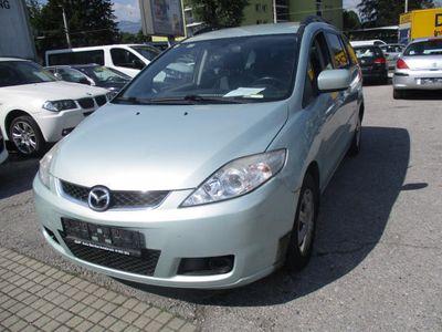 gebraucht Mazda 5 2,0 CD110 TX