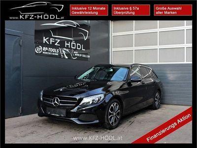 gebraucht Mercedes C300 T BlueTEC Hybrid Exklusive A-Edition Plus Aut.