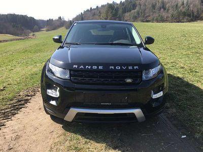 gebraucht Land Rover Range Rover evoque Dynamic 2,2 SUV / Geländewagen
