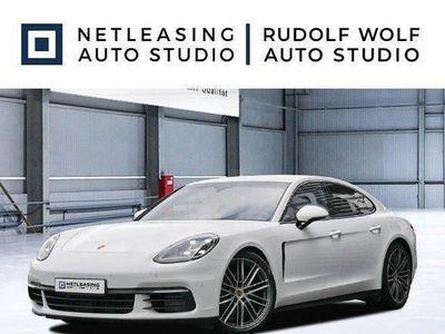 brugt Porsche Panamera 4S 4.0-Liter-V8-Biturbo Klima eSitz./L... Limousine,