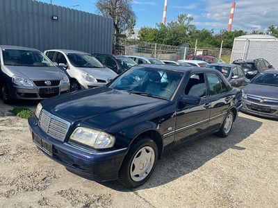 gebraucht Mercedes C220 C-KlasseElegance CDI Limousine