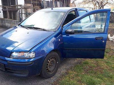 gebraucht Fiat Punto 1.2i Klein-/ Kompaktwagen