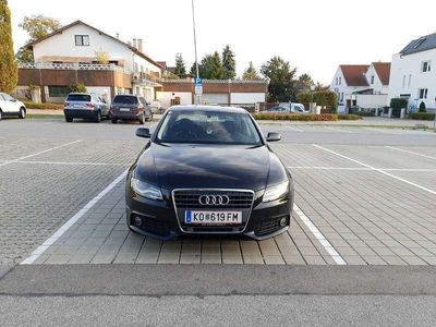 gebraucht Audi A4 B8 2.0 TDI Limousine