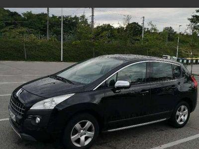 gebraucht Peugeot 3008 1,6 HDi 115 FAP Allure