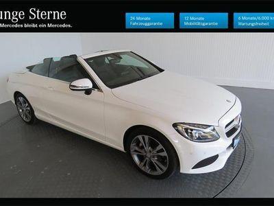 gebraucht Mercedes C180 Cabriolet NP: 65.059,-